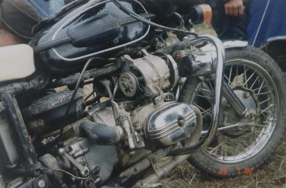 Ремонт пускового двигателя | Fermer.Ru - Фермер.Ру.
